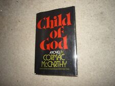 Child of God Cormac McCarthy 1st Hardcover