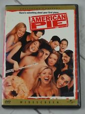 American Pie (DVD, 1999, Collector's Edition Widescreen) - V780