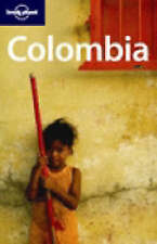 Lonely Planet Colombia (Country Guide)-ExLibrary