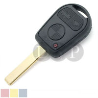 Remote Key Shell fit for BMW M3 X5 Z4 325 330 i Ci Xi Case Fob 3 Button Uncut