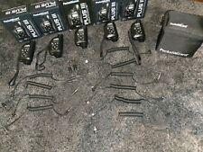 4 x Pocket Wizard Plus III,case,synchro cables,Nikon speed light radio triggers