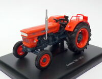 Hachette 1/43 Scale Model Tractor HT070 - 1974 Someca 750 - Orange