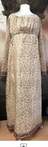 Made To Order Sari Silk Regency Gown