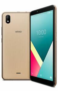 """Smartphone Telefono cellulare WIKO Y61 5.99"""" 16GB DUAL SIM GOLD ORO"""