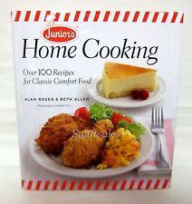 Junior's Home Cooking - Over 100 Recipes for Classic Comfort Food - New + Bonus!