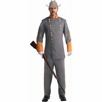 Civil War - Southern Officer Adult Costume