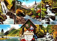 Zauberwald , Hintersee , Ramsau ; Ansichtskarte 1961 gel.