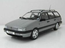 Vw passat b3 vr6 variant 1988 grey metal kk scale kkdc 180071 1/18 volkswagen