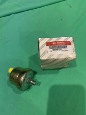 NOS Original Alfa Romeo Ricambi Oil Pressure Sensor Sending Unit Spider