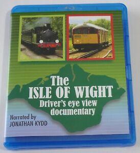 Railway Blu-Ray Disc: The Isle of Wight: Driver's Eye View Documentary
