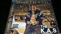 THE KAS aka kasper hood premiere  cd  new chicano rap ft. LIL G, FRANK V