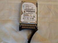 "Enterprise IBM 146Gb SAS 10k 10000rpm SFF System X 6Gb/s 2.5"" HDD 42D0632"