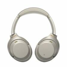 Sony WH-1000XM3 Wireless Headphones Silver