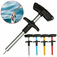 Easy Fish Hook Remover Puller Fishing Tool T-Handle UK HO