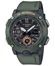Casio G-Shock * GA2000-3A Carbon Core Guard Army Green & Grey Watch for Men