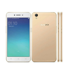 A37F OPPO A37 4G LTE Dual SIM 2GB RAM 16GB ROM 8MP Android Mobile Phone 5.0""