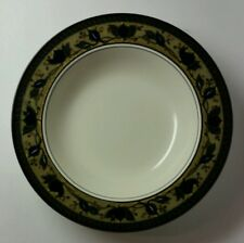 "MIKASA CHINA INTAGLIO ""ARABELLA"" 9 3/8"" LARGE RIMMED SOUP BOWL(S) - EXCELLENT"