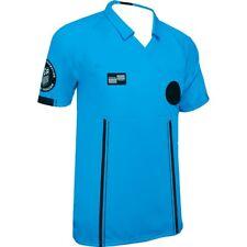 2018 USSF Economy Blue Referee SS Jersey Uniform XS