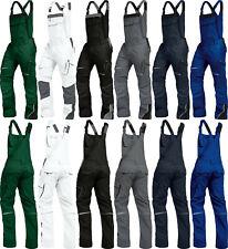 Leib Wächter Herren Latzhose Arbeitshose flexibel mit Spandex Berufskleidung