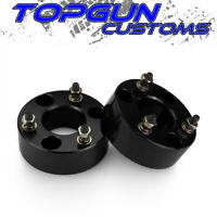 """2.5"""" FRONT LEVELING LIFT KIT ALUMINUM SPACERS FOR 06-20 DODGE RAM 1500 4WD 4x4"""