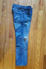 Gap Kids Boys 1969 Original Denim soft Jeans size 10 regular