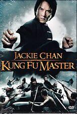 NEW DVD // MARTIAL ARTS // KKUNG FU MASTER // Jackie Chan, Zhang Yishan