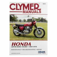 For Honda CB750K 1975-1978 Clymer Honda CB750 SOHC 1969-1978 Manual