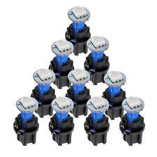 Universal Car LED Twist Socket Blue Instrument Panel Cluster Plug Dash LightBuld