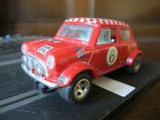 Scalextric-Vintage Rally Mini Cooper C7