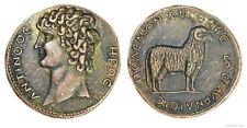 Roman Æ Medallion of Antinovs, Ionia - Smyrna