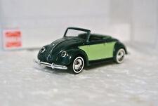 Busch 46714 HO 1/87 1949 Volkswagen VW Hebmuller Cabrio C-9 NIB