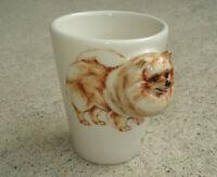 Blue Witch 3D POMERANIAN DOG BREED Ceramic Hand Crafted Coffee Mug