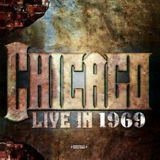 Chicago - Live in 1969 [New CD] Manufactured On Demand