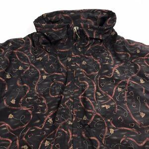 SUNICE Golf 1/2 Zip Pullover Polyester Windbreaker Jacket Men's Medium
