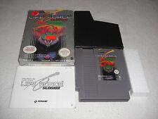 Life Force Salamander NES Spiel komplett mit OVP und Anleitung