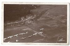 Aerial Photo of Le Touquet Airport During Display RP PPC, 1948 PMK Note Autogyro