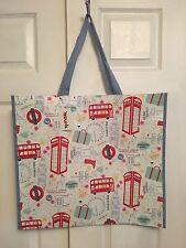 NEW TJ Maxx Shopping Bag Reusable Eco Friendly Tote London England