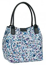 TOM TAILOR Sac À Bandoulière Miri Diamond Shopper Blue
