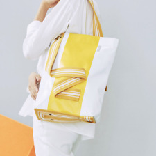 日常經典TAGather Goods tote laptop bag unisex - Give You A Hand - S series - yellow