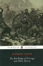 The Red Badge of Courage and Other Stories, Stephen Crane