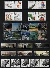 GB GREAT BRITAIN 2006 COMPLETE ALL SETS FOR YEAR U/M/MINT MNH ALL MINI SHEETS.