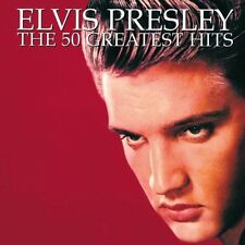 Elvis Presley - 50 Greatest Hits [New Vinyl] Holland - Import