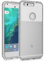 Google Pixel XL Housse Etui protection Silicone Coque Fine TPU Gel Pixel XL