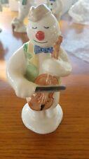 Royal Doulton Cellist  Snowman Christmas DS17