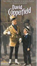 David Copperfield (VHS, 1935) W.C. Fields, Freddie Bartholomew