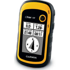 "Garmin eTrex 10 Waterproof Handheld GPS Receiver W/ 2.2"" Backlit Display"