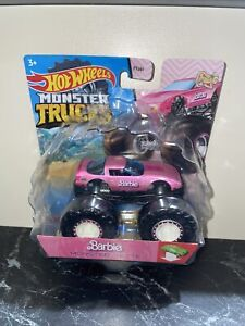 Hot Wheels Monster Truck 1:64 Barbie