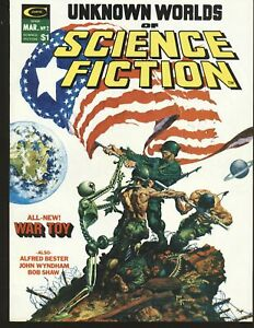 Unknown Worlds of Science Fiction # 2 VF/NM Cond.