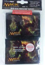 Ultra Pro Magic Gathering MTG Dragons Maze Varolz the Scar-Striped SLEEVES 80ct