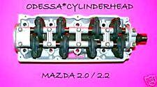 MAZDA 2.0 2.2 SOHC B2000 B2200 626 CYLINDER HEAD COMPLETE MECHANICAL REBUILT